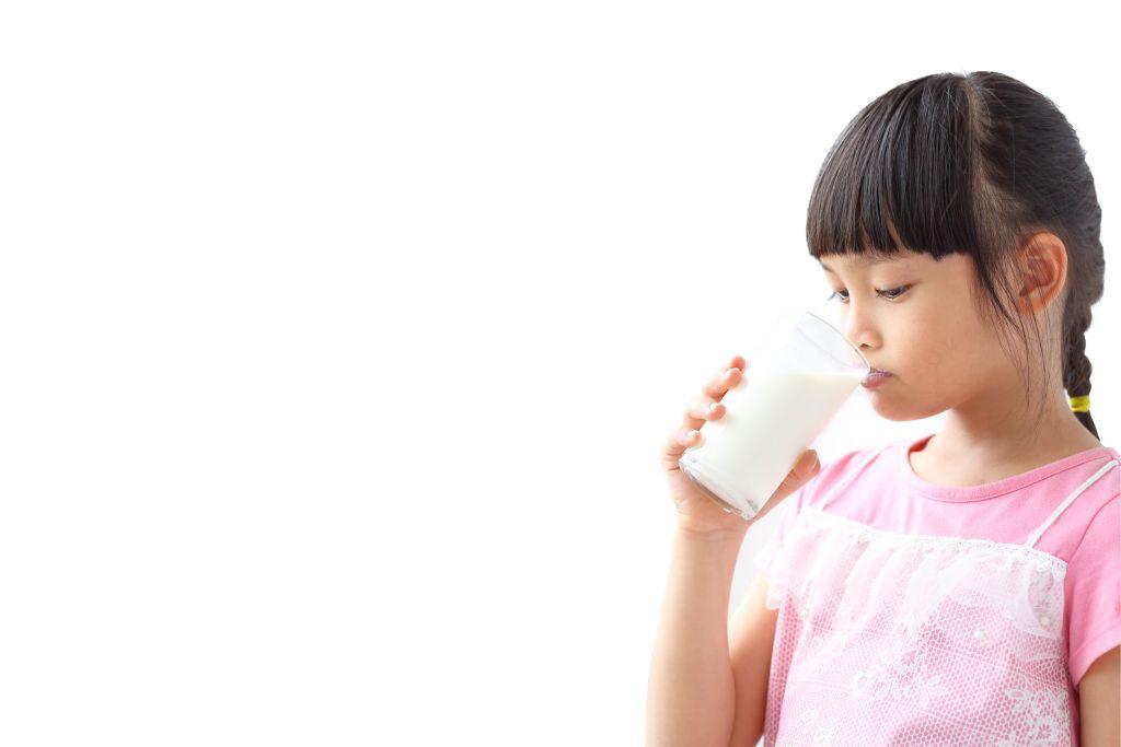 Susu Untuk Perkembangan otak Anak