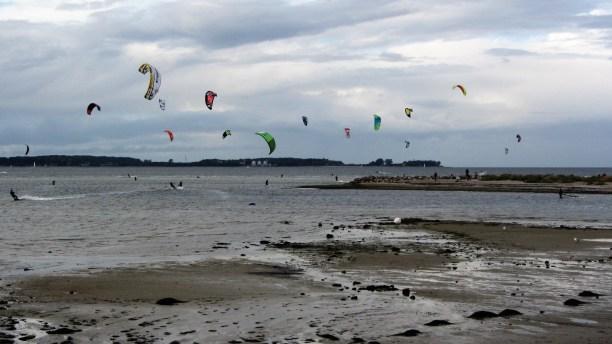 Strand von Laboe