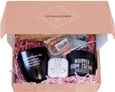 natural anxiety relief, natural cures for anxiety, anxiety attack, dealing with anxiety, overcoming anxiety, self love, mindfulness, anxiety program, introverts, subscription box for introverts, subscription boxes for introverts, subscription box for anxiety, wall flower box, wallflowerbox