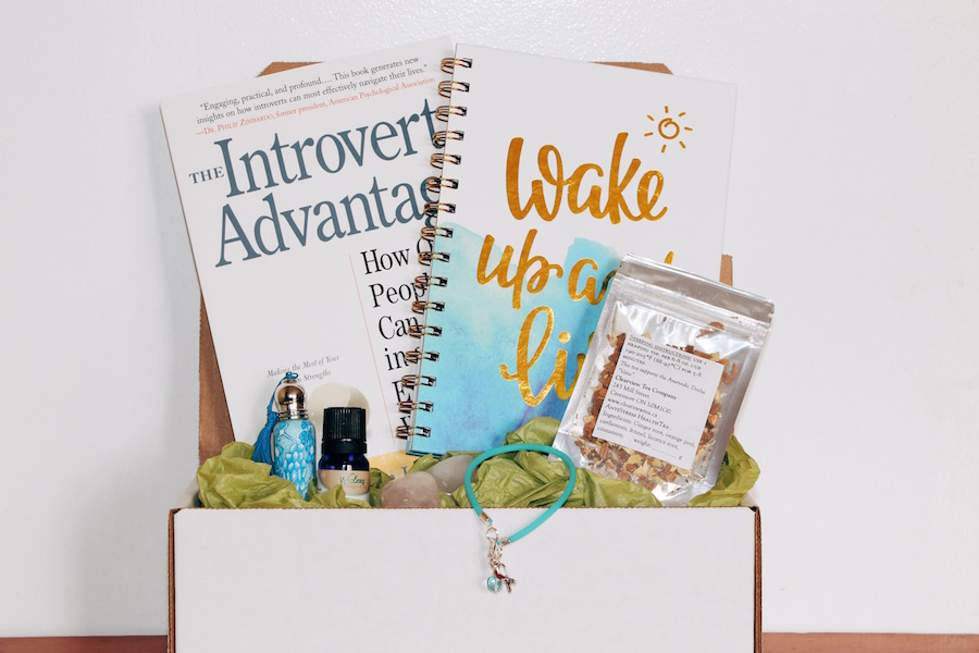 The Mental Illness Subscription Box for Anxiety is Here!