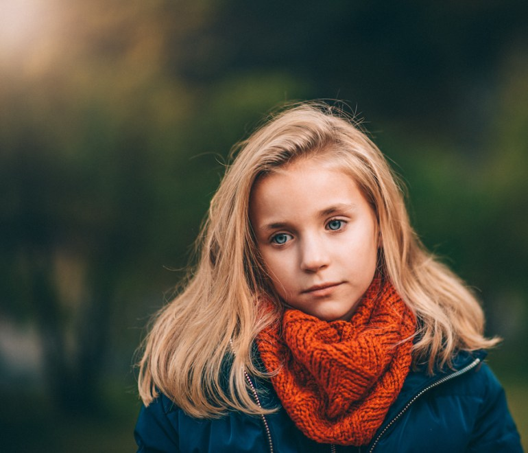 Natural Anxiety Cures For Kids