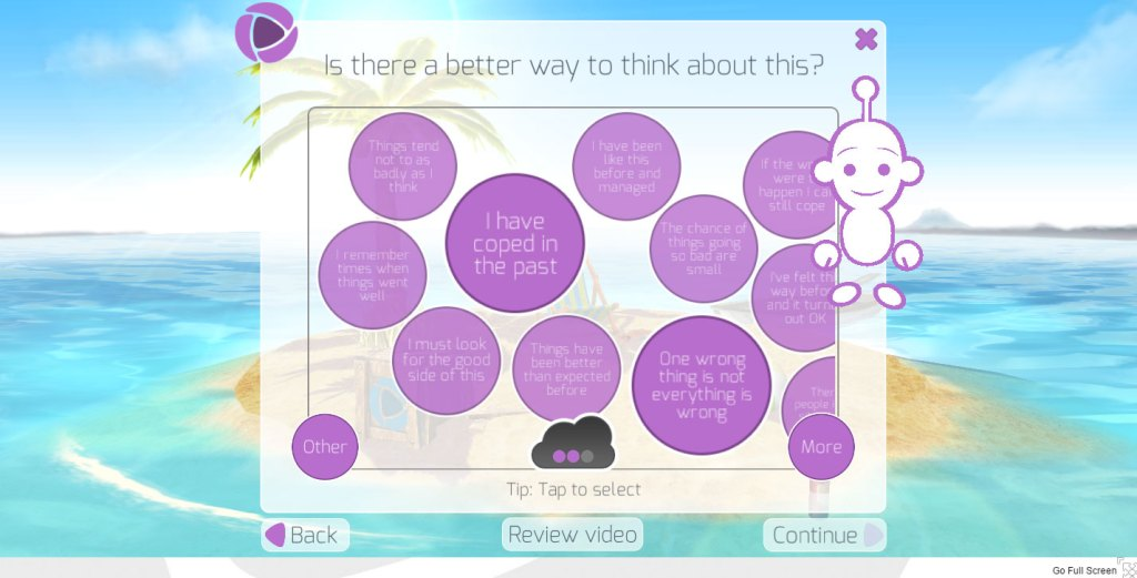 Anxiety App Review: Feel Stress Free by Thrive