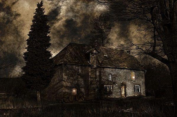 恐怖に包まれた家