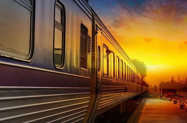 旅の途中の駅
