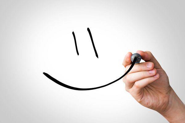 第一印象は笑顔で決まる