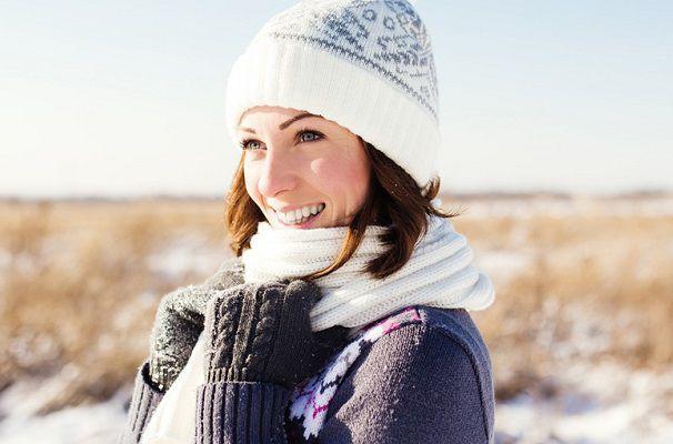 冬の紫外線対策
