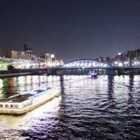 【東京】屋形船で花火やお花見を楽しむ♡