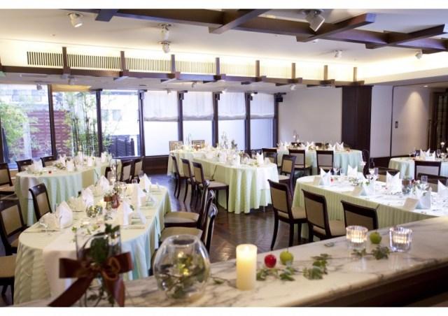 【東京】会費制結婚式・海外挙式1.5次会ができる結婚式場でカジュアルアットホームウエディング