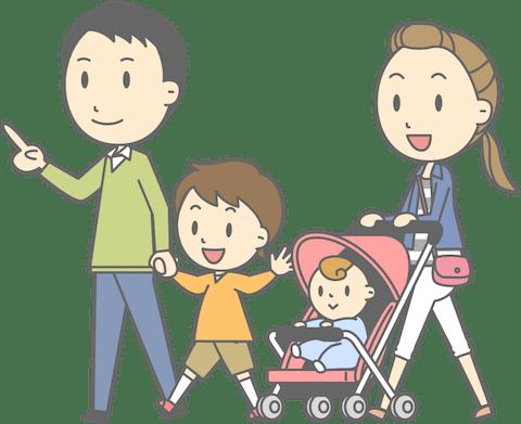 乳児・幼児子連れ旅行