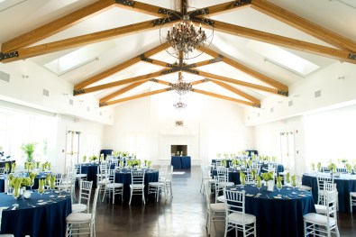 Setup for Manor House Wedding on June 26, 2016, in Littleton, Colorado.