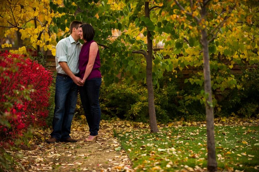 Boulder Engagement Photos