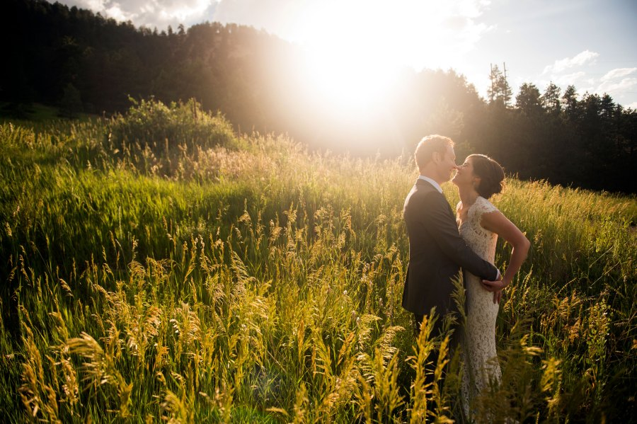 Boulder Wedding photos of Liz and Sean.