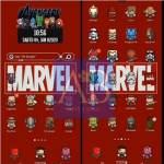Tema Marvel itz All Vivo Theme Terbaru
