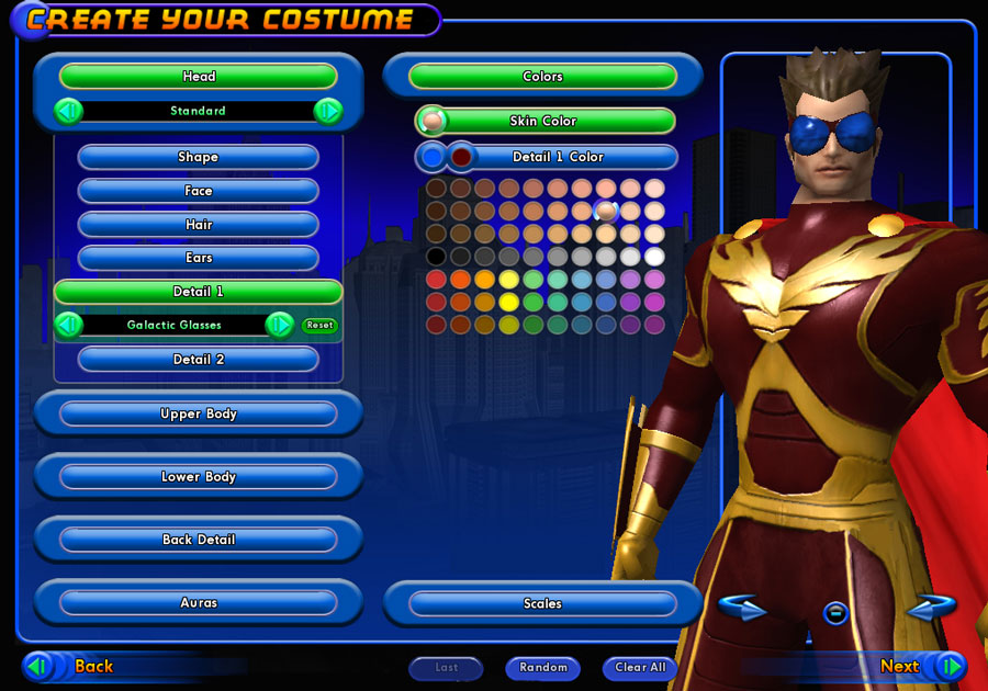 City of Heroes Private Server