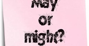 Difference Between May and Might