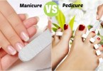 Difference Between Manicure and Pedicure