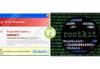 Difference Between Trojan and Rootkit
