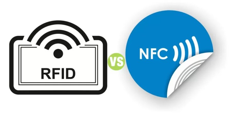 Difference Between RFID and NFC