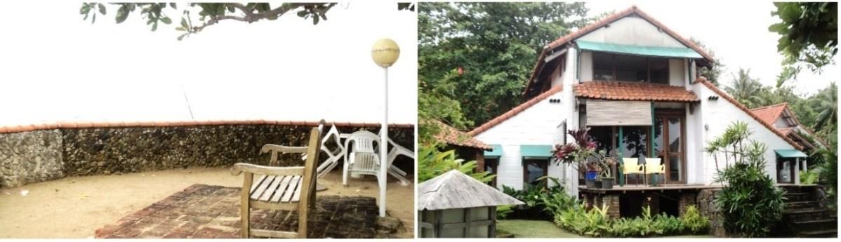 Villa Badui Anyer Mencari Ketenangan di Tepi Pantai