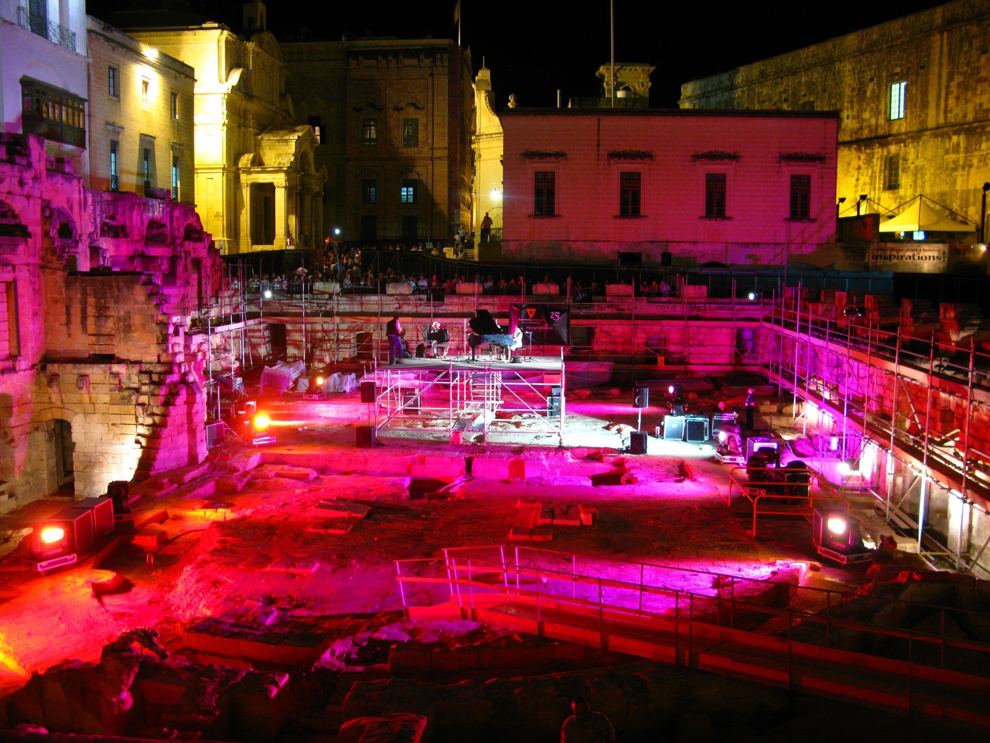 Notte Bianca, Lejl Imdawwal, white night, Maltese festivals, Valetta