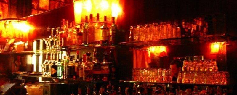 LOOs bar in Vienna