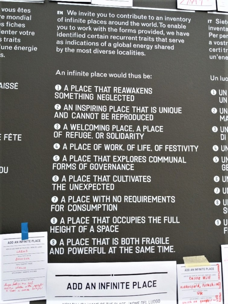 French Pavilion at the Biennale