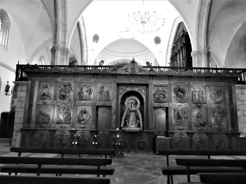 Church of Santa María la Mayor