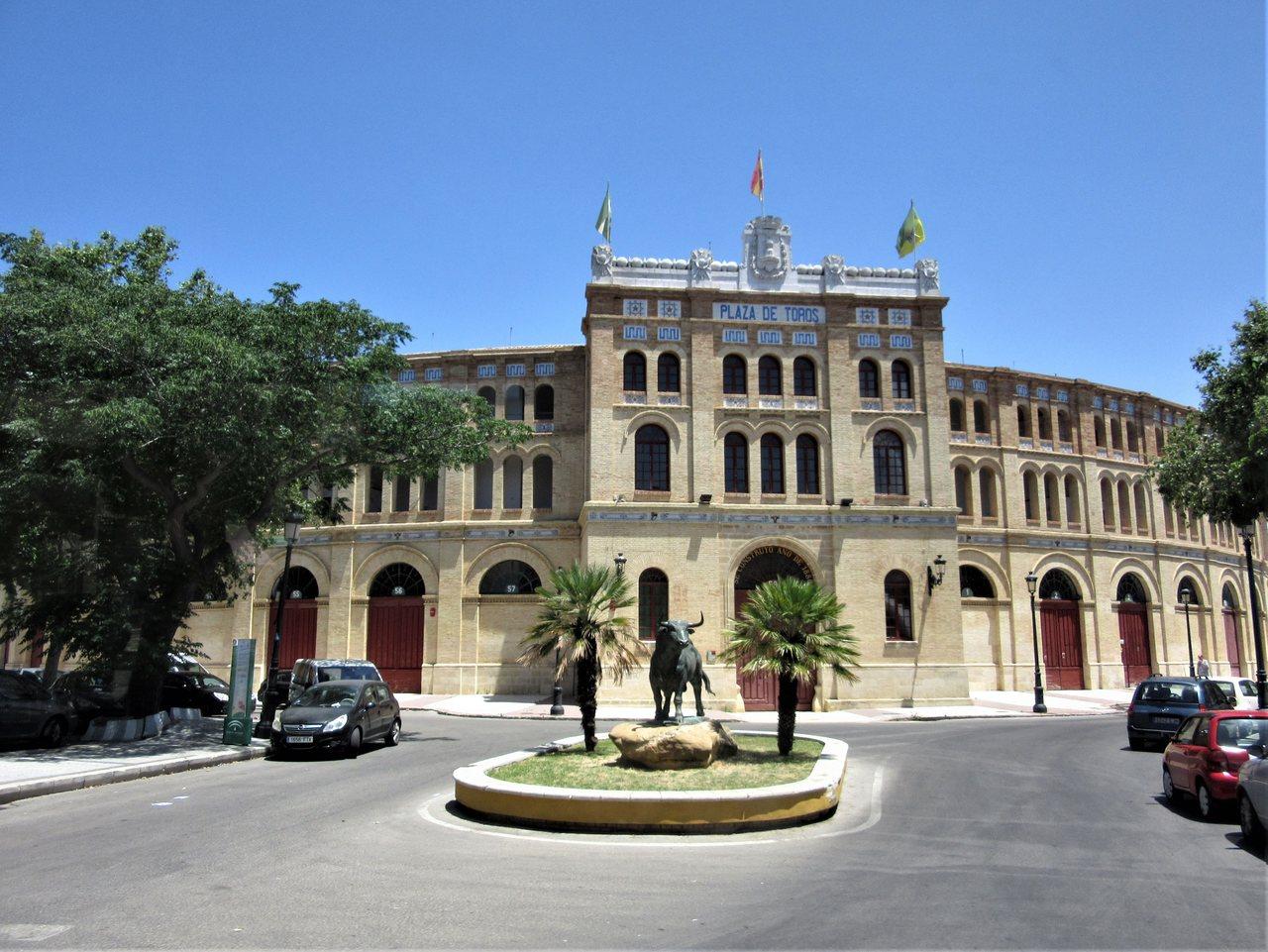 Bull ring El Puerto de Santa Maria