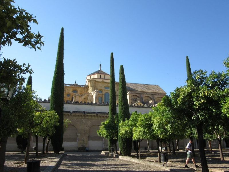 Mezquita Córdoba - the Cathedral in the Mosque