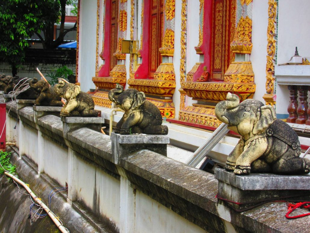 Wat Lam Chang Chiang Mai