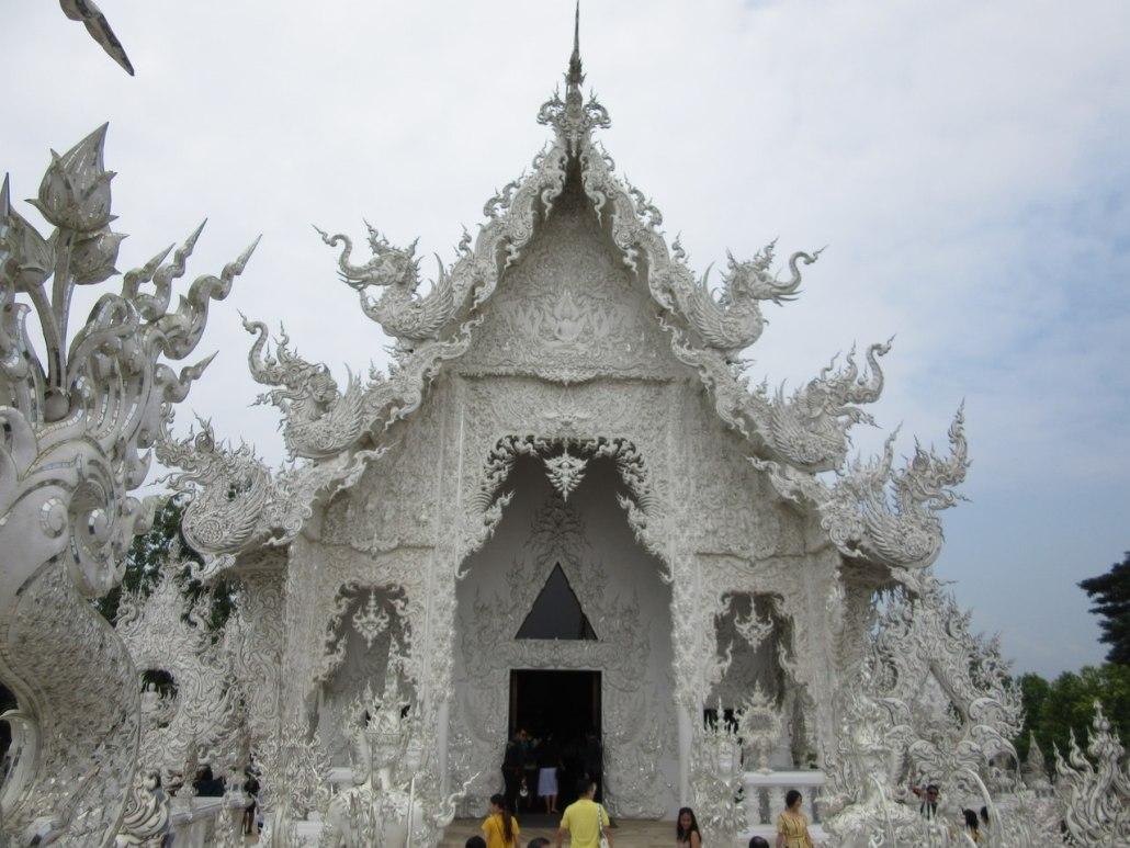 Chiang Rai White Temple