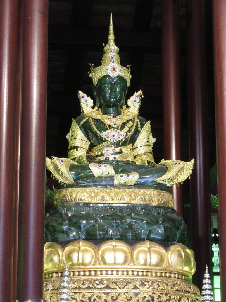Wat Phra Kaew Chiang Rai Emerald Buddha