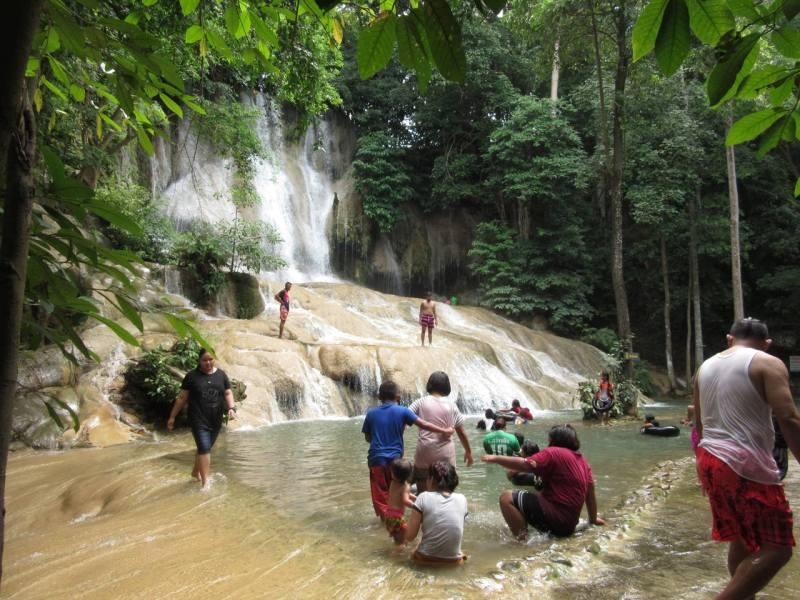 Sai Yok Waterfall Kanchanaburi