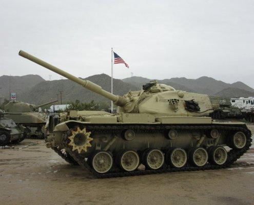 General George S Patton Memorial Museum Chiriaco Summit CA