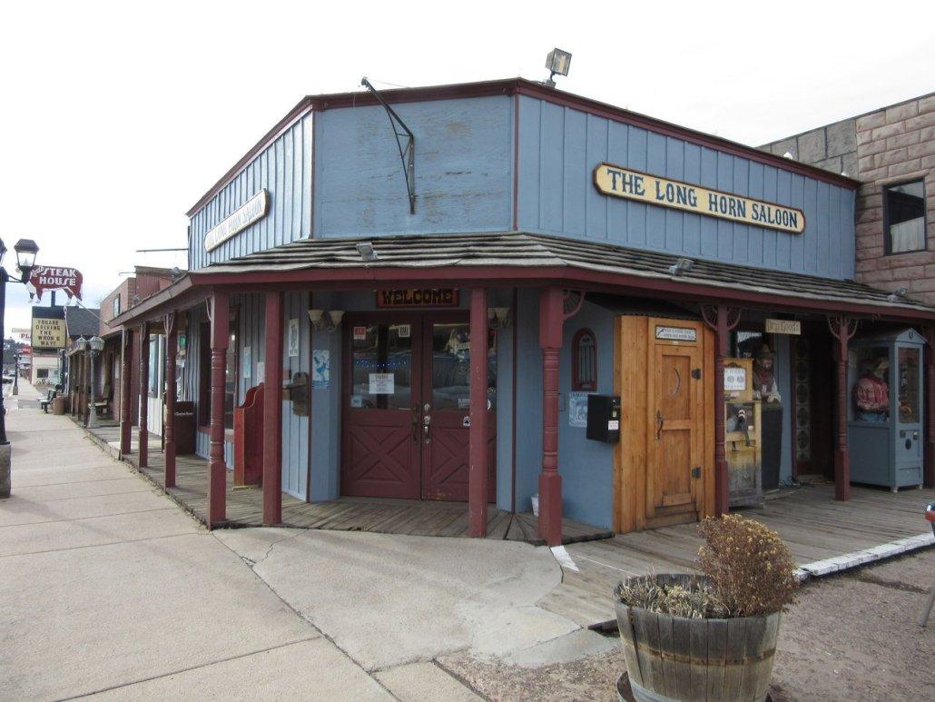 Long Horn Saloon, Williams AZ
