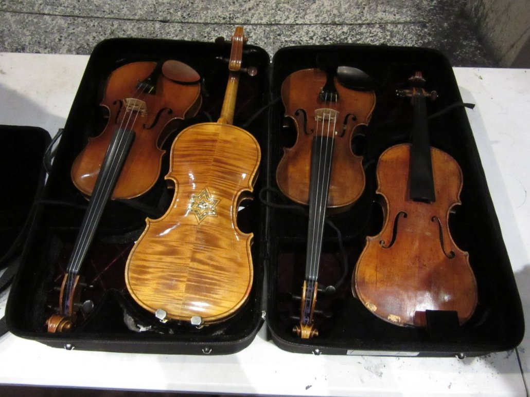 Violins of Hope Phoenix AZ