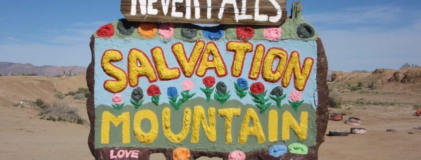 Salvation Mountain