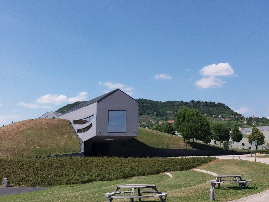 Kreinbacher estate Somló wine region Hungary
