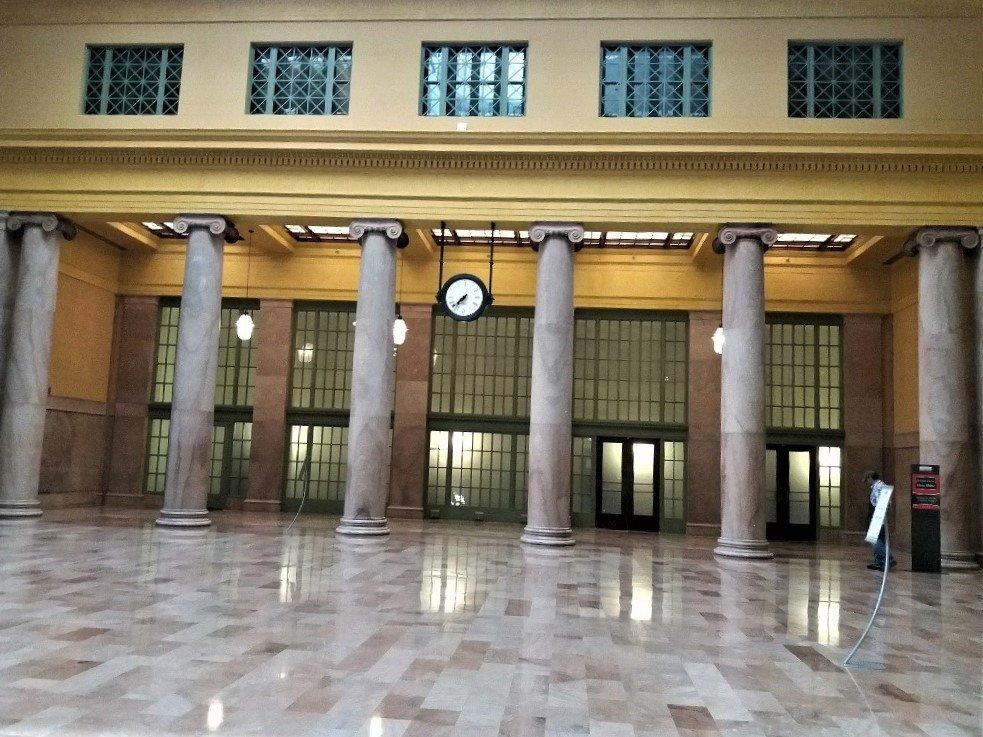 Union Depot St Paul MN
