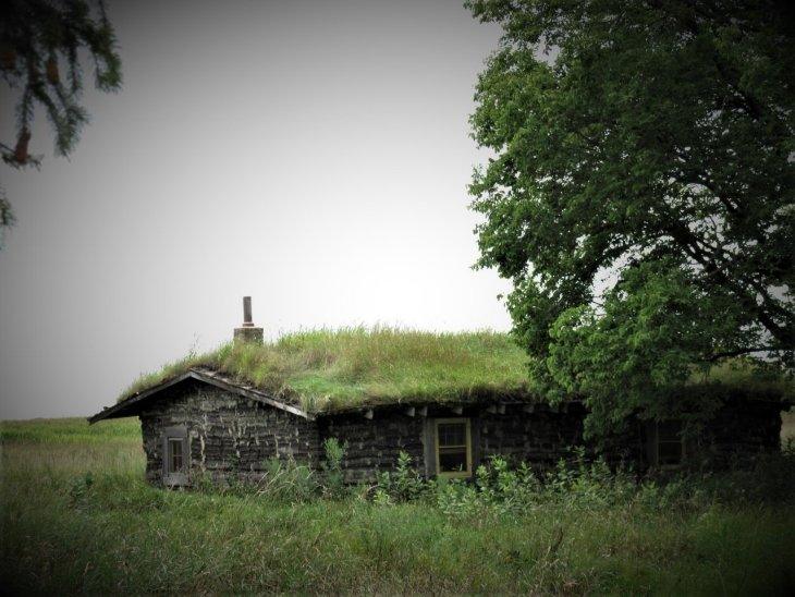 Little Sod House on the Praire, MN