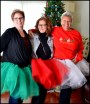 Christmas elf princesses arrive!