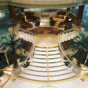 Oceana, Atrium