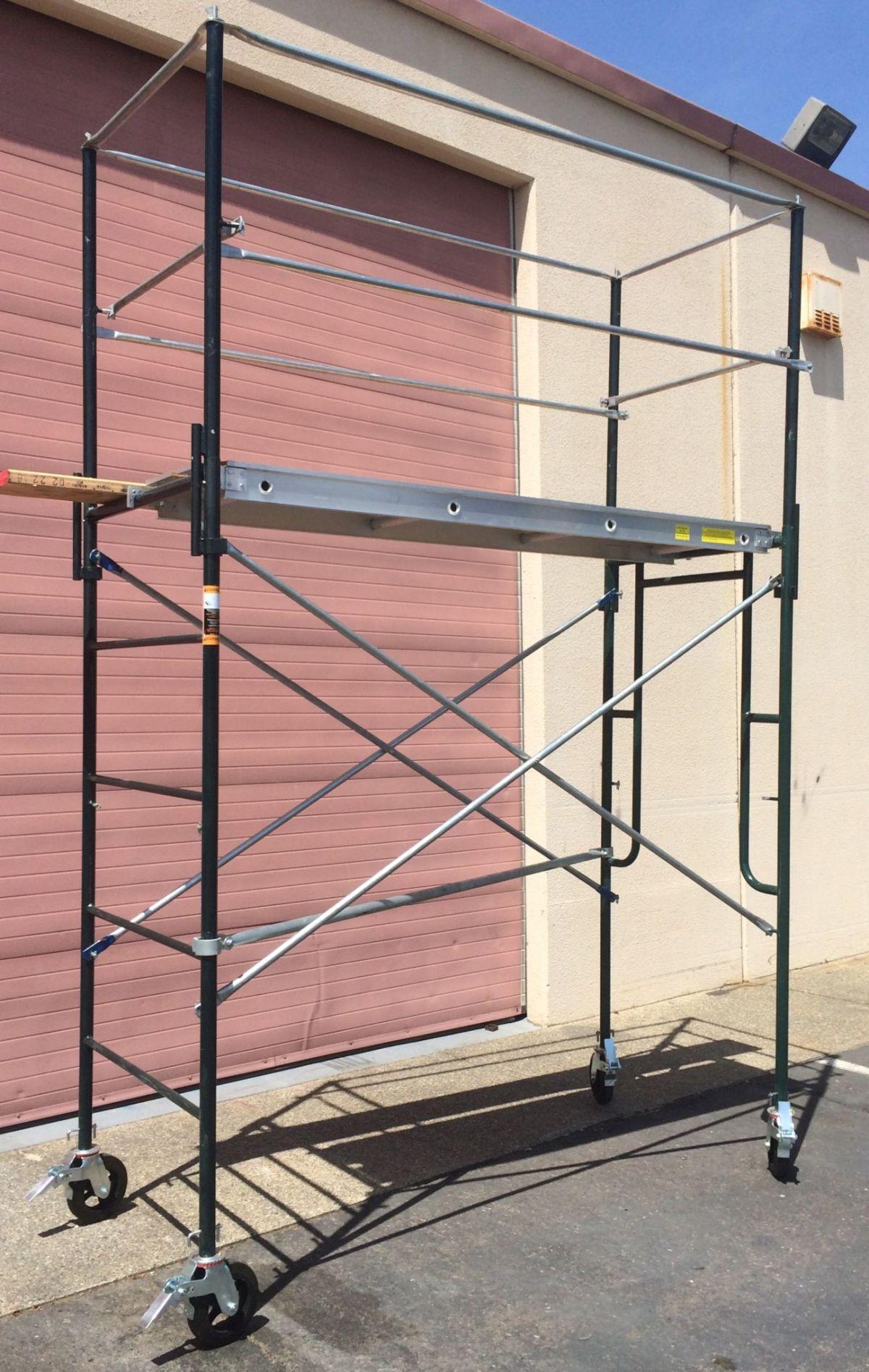 Steel Scaffolding Sacramento San Jose And San Francisco Bay Area
