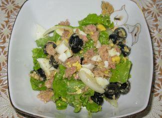salat-s-tuncom-bez-maioneza-prigotovlenie