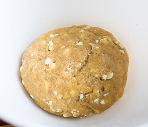 Лавандовое печенье с белым шоколадом3