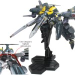 Bandai DX Armored VF-25 13