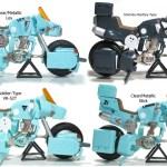 CMs Ride Armors Bikes