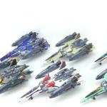 Bandai RVF-25 Super Parts 13