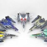 Bandai RVF-25 Super Parts 14