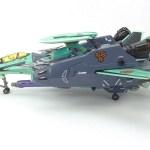 Bandai RVF-25 Super Parts 9